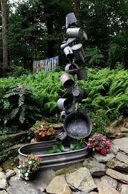 Art In The Garden - fountain garden art home outdoor decoration