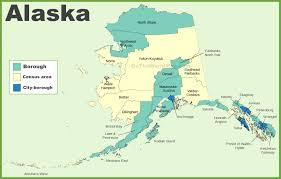 Alaska And Usa Map by Alaska State Maps Usa Maps Of Alaska Ak