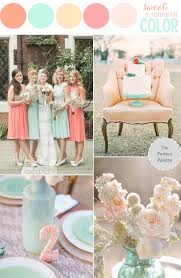 color story sweet romantic color the perfect palette