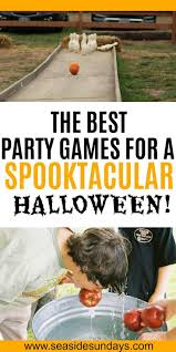 Halloween Birthday Party Games For Kids 838 Best Halloween Ooooo Images On Pinterest Halloween Ideas