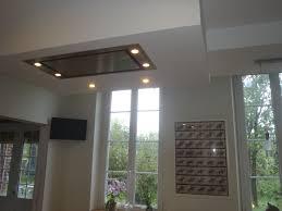 hotte cuisine plafond hotte aspirante de plafond electroménager et univers électronique