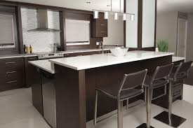 cuisine brun armoire de cuisine à repentigny comptoir en quartz cuisine rl