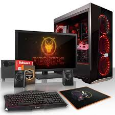 photo d un ordinateur de bureau ordinateur de bureau fierce pc achat vente neuf d occasion