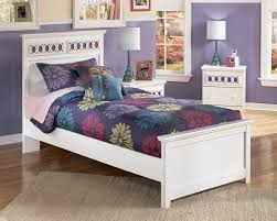 Twins Beds Signature Design By Ashley Zoey Twin Panel Bed Rotmans