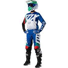 womens motocross gear packages fox 2018 180 blue womens gear set at mxstore