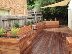 how to build deck bench seating planter box bench seat this is how i image the planterboxs