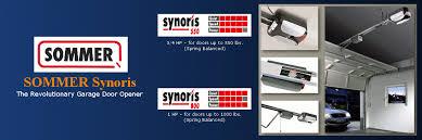 Liftmaster 8500 Garage Door Opener by Sommer Synoris Garage Door Opener Chervenak Residential Door