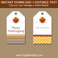 editable thanksgiving tags printable thanksgiving hang tags