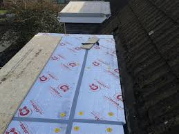 Grp Dormer Warm Roof And Grp Installed On Dormer Synergy Roofing