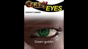 eye color now crazy eyes halloween contacts part 1 youtube