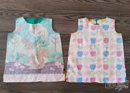 how to sew a reversible baby jumper with a free pattern the
