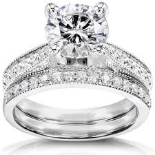 bridal sets for bridal jewelry sets shop the best wedding ring sets deals for