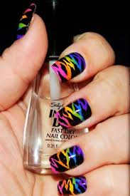 best 25 zebra stripe nails ideas on pinterest zebra nail