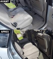 nettoyer siege voiture vapeur nettoyage de véhicules à domicile dans l oise auto vap 60 photos