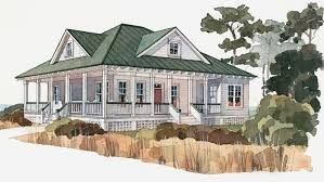 small cottage plans with porches low country house plans and tidewater designs at builderhouseplans