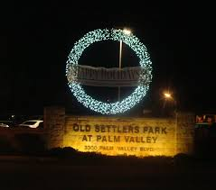 old settlers park christmas lights unexpectedly expecting baby christmas in austin rock n lights at