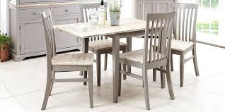 wooden table and chair set for kitchen dining table and chairs options for a round kitchen table
