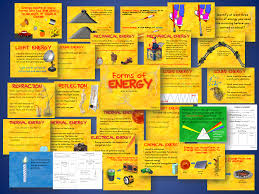 is light a form of energy wannascience s shop teaching resources tes