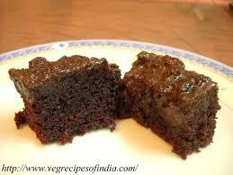 eggless chocolate cake recipe pressure cooker chocolate cake recipe