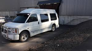 chevrolet chevy van starcraft long high 1999 used vehicle