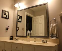 showy step how to frame a bathroom mirror diy to stunning framed large size of fashionable bathrooms fleurdelissf with small bathroom mirrors lowes decoration lowes mirror frames in