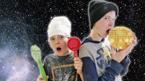 not my arms challenge death star waffles star wars kids