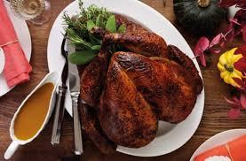 thanksgiving roast turkey and mustard gravy recipe goodtoknow