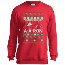 You Done Messed Up A - ya done messed up a a ron sweatshirt for kids the wholesale t shirts