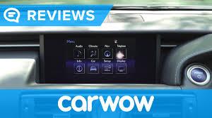 lexus rc 200t uk lexus rc 2017 coupe infotainment and interior review mat watson