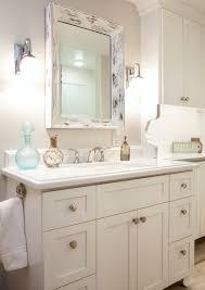bathroom mirror design ideas best 25 white bathroom mirror ideas on grey framed