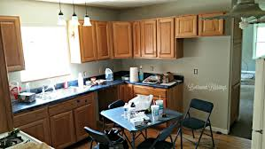 How Do I Refinish Kitchen Cabinets Refinishing Our Kitchen Cabinets The Good The Bad And The Very