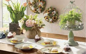 table decorations for easter easter table decoration ideas
