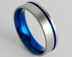 men promise rings mens titanium ring wedding band mens titanium wedding ring