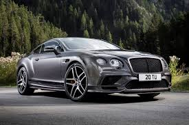 fastest car in the world 2050 2017 bentley continental supersports is fastest accelerating