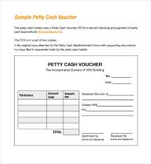 petty cash voucher definition petty cash management