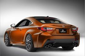 rcf lexus grey here u0027s how the lexus rc f will look in new orange autoevolution