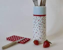 Striped Vase Striped Vase Etsy