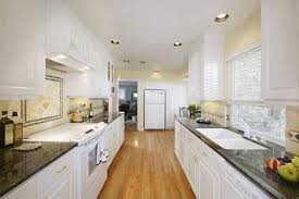 Recessed Lighting For Kitchen White Galley Kitchen Recessed Lighting Layout Great Kitchen