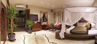 furnitures and decoration ibiza luxury villas