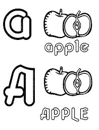 free coloring pages etyho free 14 apple fruit coloring sheet