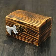 Personalized Wooden Boxes Aliexpress Com Buy Personalized Wedding Ring Box Custom Wooden