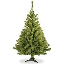 national tree 4 foot spruce tree kcdr 40