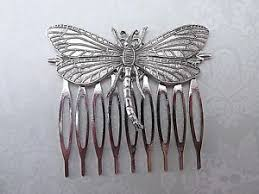 decorative hair combs dragonfly hair comb decorative hair combs nouveau style