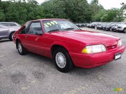 1993 mustang lx 1993 bright ford mustang lx fastback 31585451 gtcarlot com