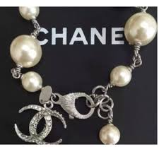 crystal pearl bracelet images 20 off chanel jewelry new chanel dubai moon crystal pearl jpg