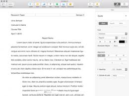 apa template for apple pages brilliant ideas of 5 mac word processors to help you write that