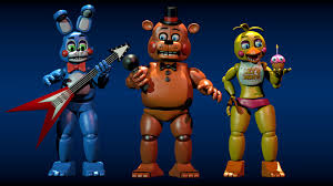 fnaf 2 prop showcase ignore the toy animatronics by