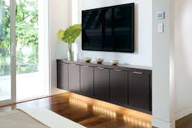 tv stand impressive floating glass tv stand inspirations rocco