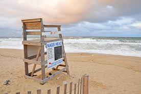 Flag Black Red Yellow Tips For Staying Safe At The Beaches On The Outer Banks
