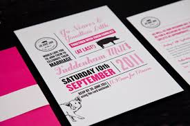 designer wedding invitations beautiful graphic typography wedding invitations by louise